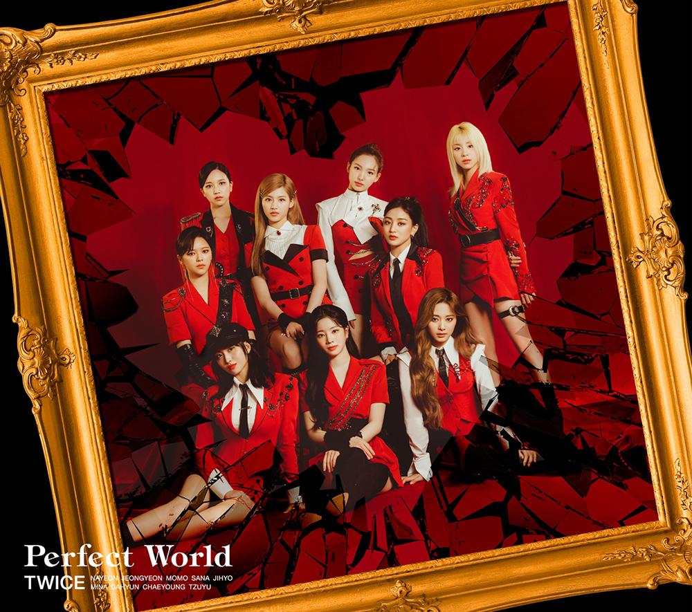 TWICE JAPAN 3rd ALBUM『Perfect World』